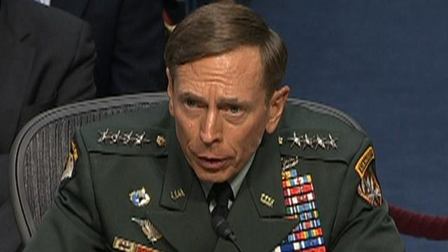 Petraeus scandal has makings of a Hollywood film