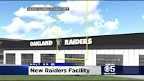 Raiders To Invest Millions For New Training Facility At Alameda Headquarters