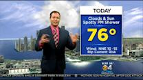 CBSMiami.com Weather @ Your Desk 3-29-15 8 AM