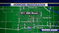 Basement death investigated as homicide