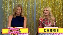 Carrie Underwood's 'Name That Tune' Moment