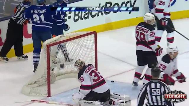 New Jersey Devils at Toronto Maple Leafs - 01/12/2014