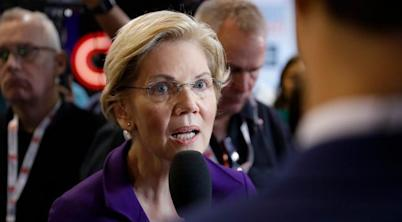 How will Sen. Warren pay for her health care plan?