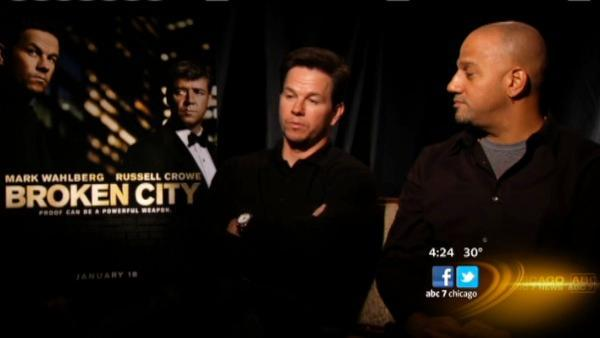 Mark Wahlberg's 'Broken City' a suspense ride