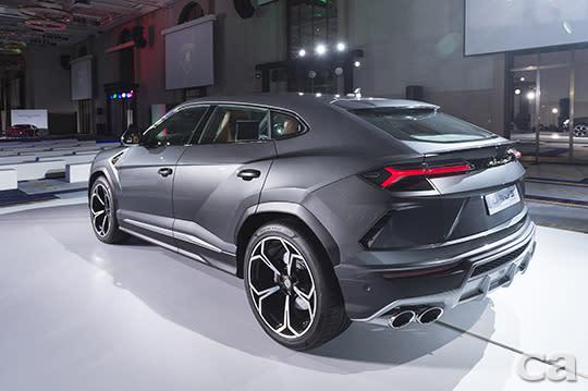 Lamborghini Urus新車發表會 (5)