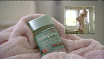Turlington's Lower Back Tattoo Remover