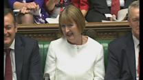 Harman and Cameron exchange jibes over Heathrow extension