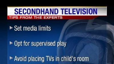 Toddlers Need Parent Time, Not Television Time