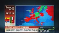European markets close: Bank of England sees uncertaintie...