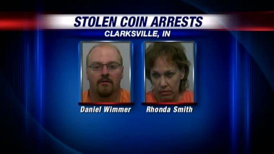 Couple accused of stealing from Clarksville man arrested