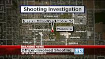 Off-Duty Modesto Police Officer Involved In Shooting