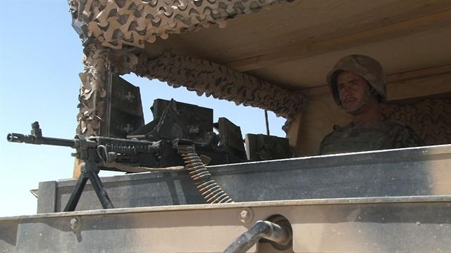 Crisis of trust among U.S. and Afghan soldiers grows