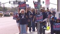 Valley protest to save USPS Saturday mail