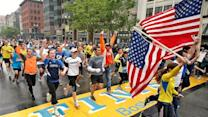 Boston Marathon: Thousands complete final mile of race