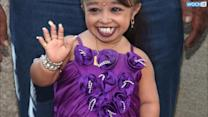 Meet American Horror Story: Freak Show's Newest Addition: Jyoti Amge, The World's Smallest Woman!