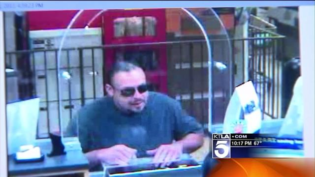 `Make it Quick` Bandit Sought in 11 Hold-Ups