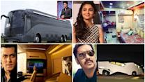 SRK to Alia: Top 5 lush vanity vans in Bollywood
