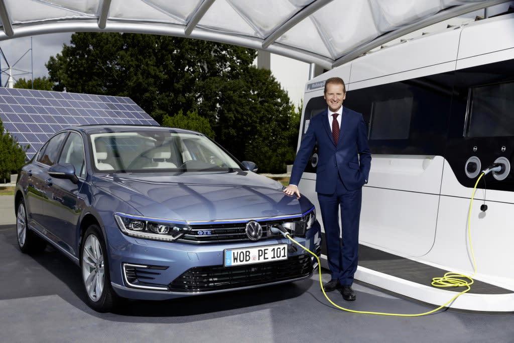 夾縫中求生,VW表示德國汽車製造商只有50%可以維持領導地位