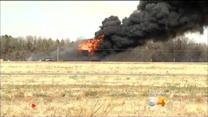 Tank Fire In Weld County Was Caused By Lightning