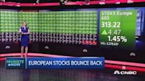 European stocks open higher, FTSE up 1.6%