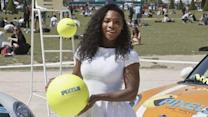 Serena Williams Serves Up Laughs in 'Pixels'