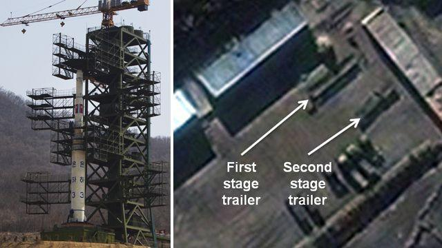 North Korea in final stages to test long-range rocket?
