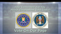 Tapping That: How Concerned Are You About Government Data Grabs?