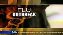Big jump in flu cases across California