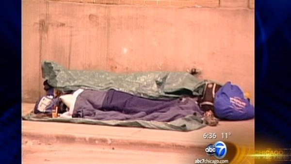 Homeless count completed in Chicago