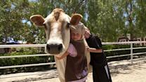 Rescued Animals Make a Difference in the Lives of Kids