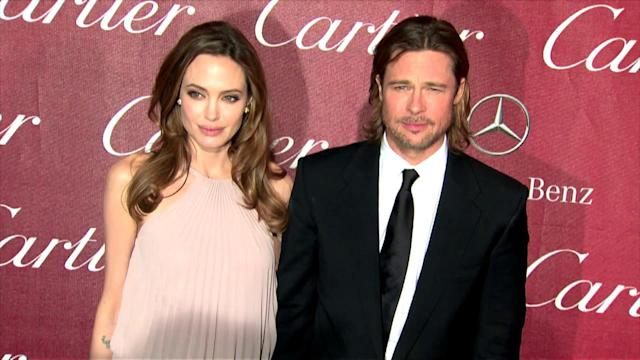 Brad Pitt and Angelina Jolie Want Eight Kids