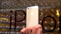 What it took to get a gold iPhone 5S on the first day