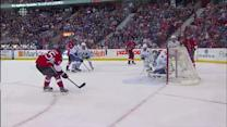 Erik Karlsson gets tying PPG on Reimer