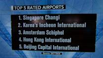 U.S. airports don't rank in top 25 survey