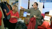 Local couple collects, gives out warm clothes to homeless