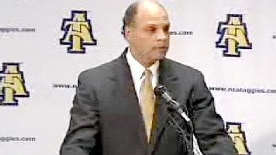A&T Fires Athletics Director