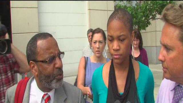 Cortnee Brantley sentenced to 12 months, one day in prison, plus probation