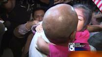 Girl, 10, Returns to SoCal After Asking Pope to Intercede on Her Father`s Behalf