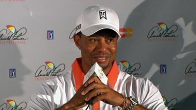 Tiger Woods Talks Going Public With Lindsey Vonn