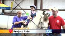 Big Day of Giving: Project Ride