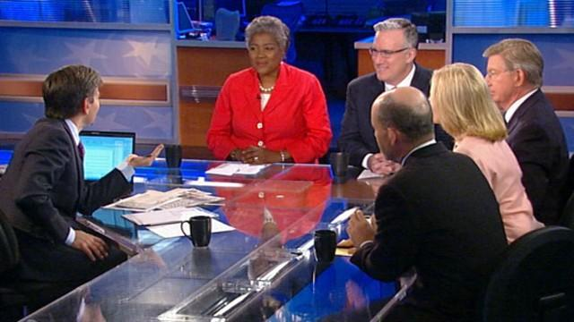 Roundtable: Secret Service Scandal