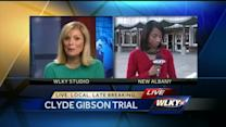 William Clyde Gibson's trial gets underway with testimony of detectives