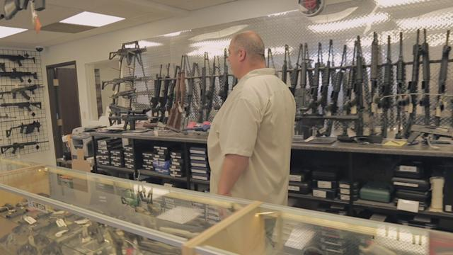 Road Trip, Colorado's Colfax Ave: Alan Samuel's Machine Gun Tours