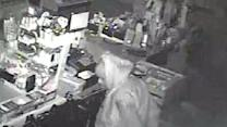 Suspect sought in dollar store robbery