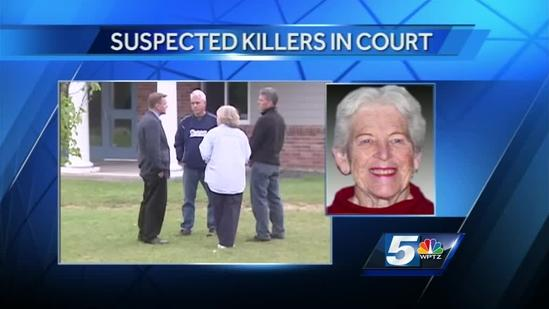 3 men accused of kidnapping, murdering grandmother