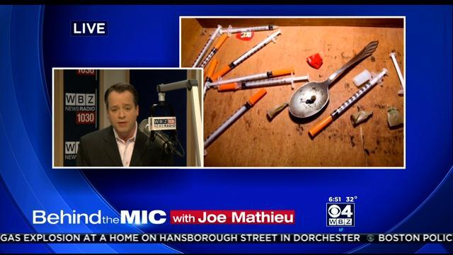 Behind The Mic With Joe Mathieu: Heroin Kills More Than Car Accidents And Crime
