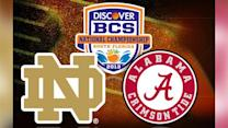 Will Notre Dame-Alabama live up to the hype?