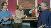 Katie Couric Interviews Dean Kamen, the Inventor of the Bionic Arm