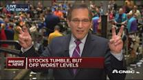 Santelli Exchange: Scary energy impact