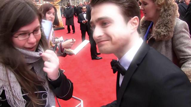 Daniel Radcliffe Is Ready To Be A Father